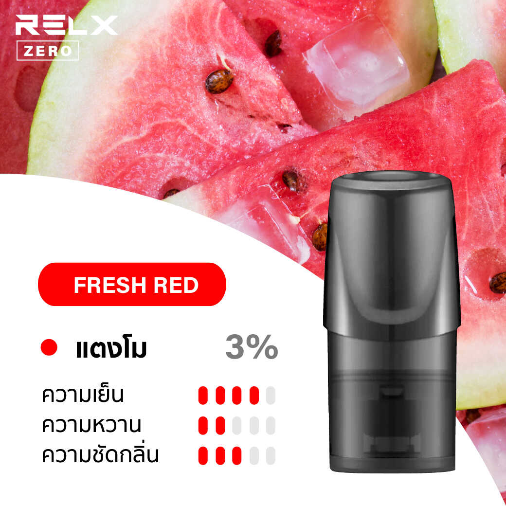 relx pods Cooling Watermelon